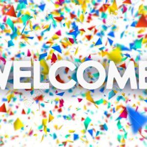 Welcome Website Members!