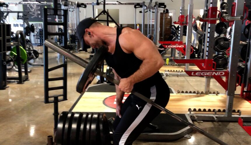 Logos Fitness: Total Back Destruction to Thicken & Widen