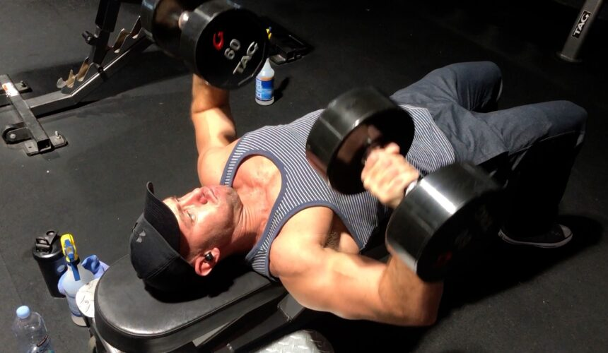 Logos Fitness: Chest Press Blowout!