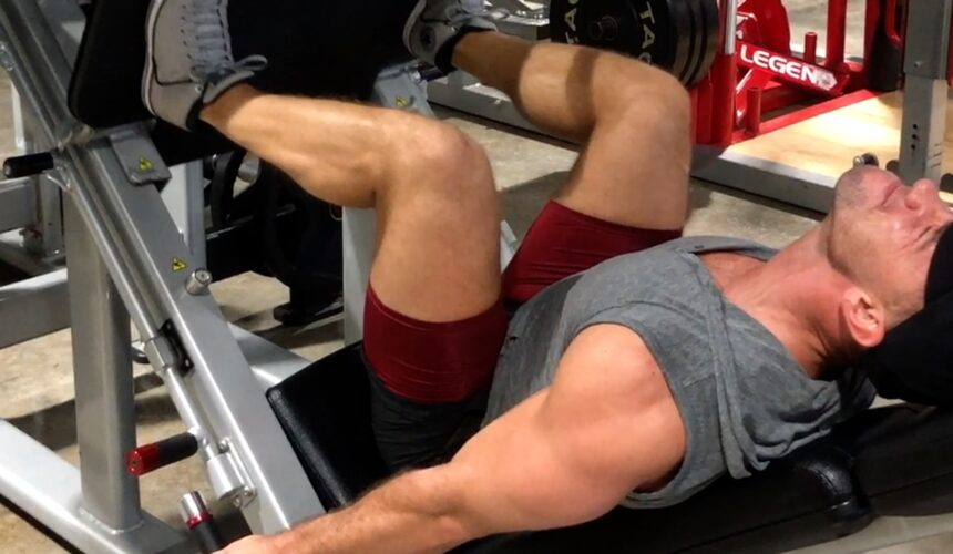 Logos Fitness: Introductory Leg Workout