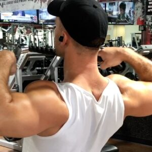 Introductory Upper Back and Shoulders Workout Mei Fitness Carmel, IN