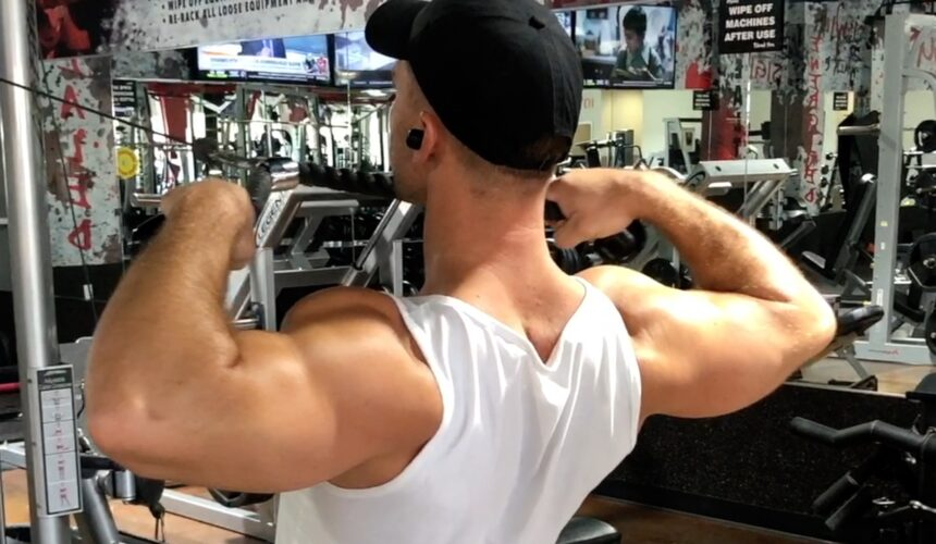 Logos Fitness: Introductory Upper Back and Shoulders Workout