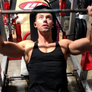 Logos Fitness: High Rep Barbell Bench Press