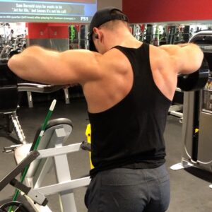 Logos Fitness: Building Inner Back Definition