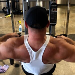 Logos Fitness: Lat Pulldown Day