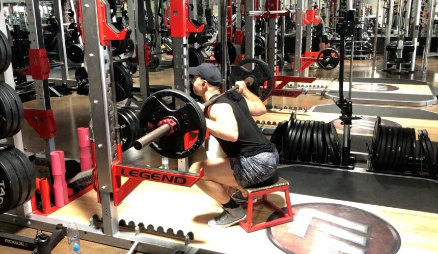 Logos Fitness: Squat Day