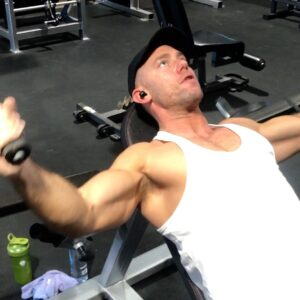 Logos Fitness: Chest Fly Day! How to widen your chest?