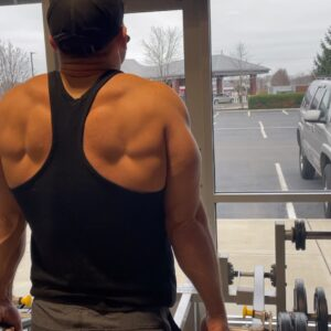 Logos Fitness: Building Lats and Traps