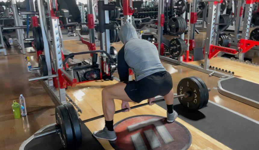 Logos Fitness: Abracadabra! Great 23-Set Leg Routine