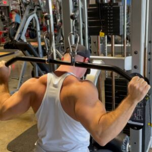 Logos Fitness: Throwin Elbows Back Workout