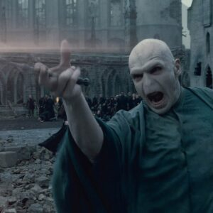 Lord Voldemort and the Nature of Evil with Existential Delight