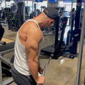 Logos Fitness: Forearms, Biceps, & Triceps